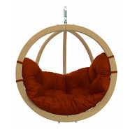 Amazonas Globo Chair terracotta
